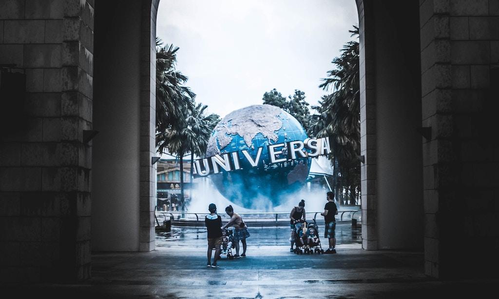 Family Fun At Universal Orlando